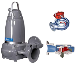 Flygt N-3000 Centrifugal Pumps